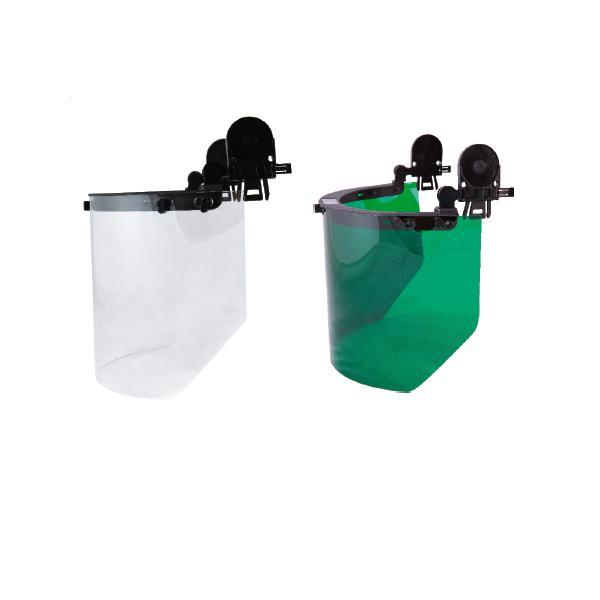 Protetores Faciais para Acoplar a Capacetes