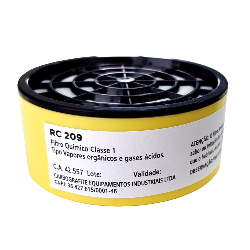 Filtro RC209