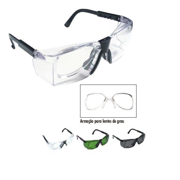 Óculos de Segurança Delta - Carbografite 777f1d8327