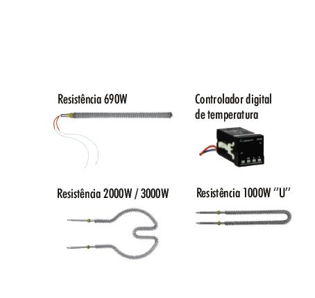 Controlador Digital de Temperatura