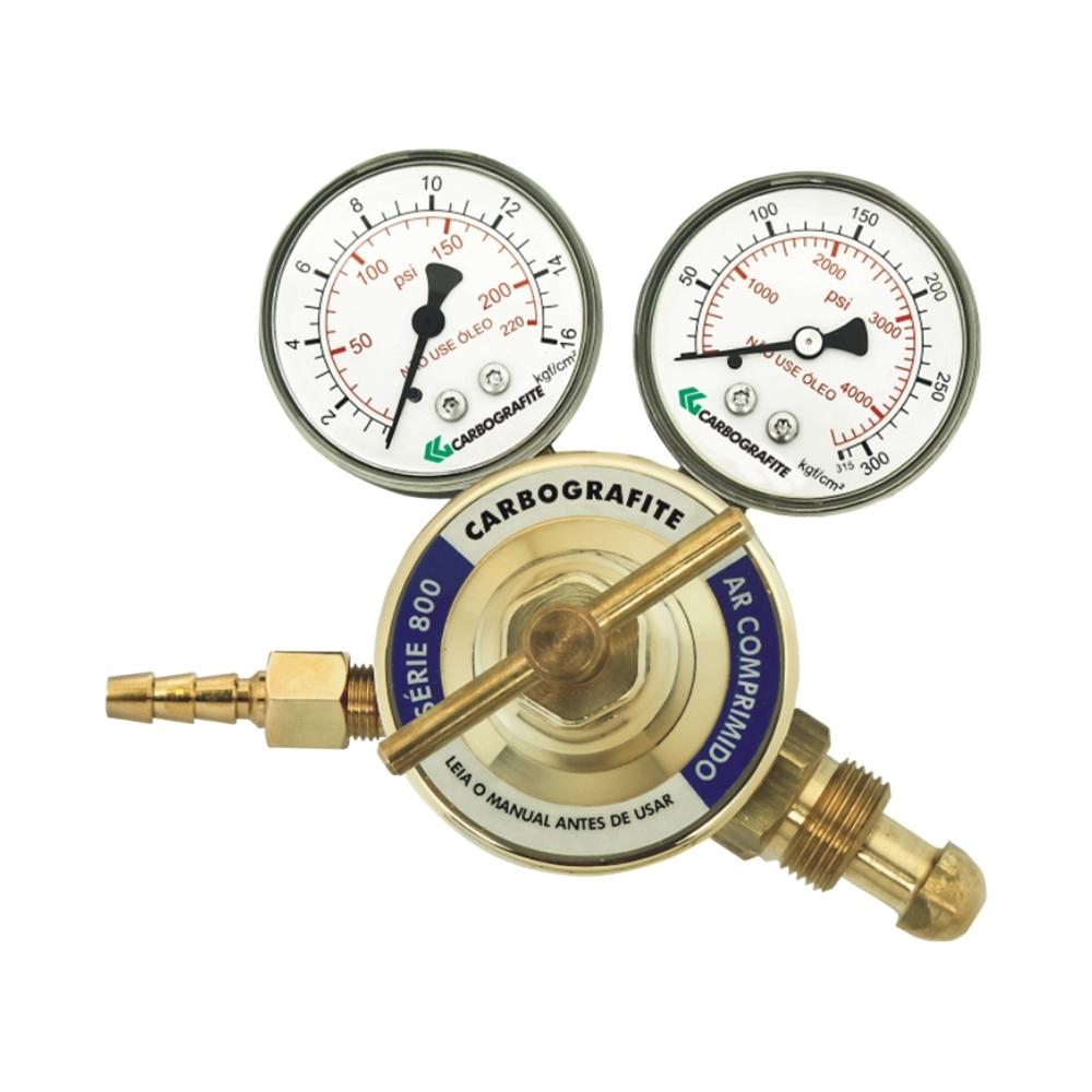 Regulador de Pressão Ar Comprimido - Cilindro | Série 800