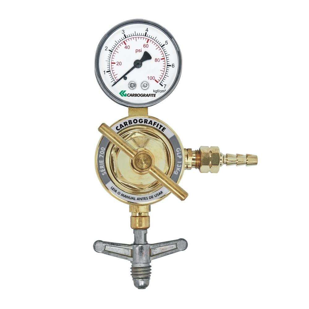 Regulador de Pressão GLP 13kg - Cilindro | Série 700