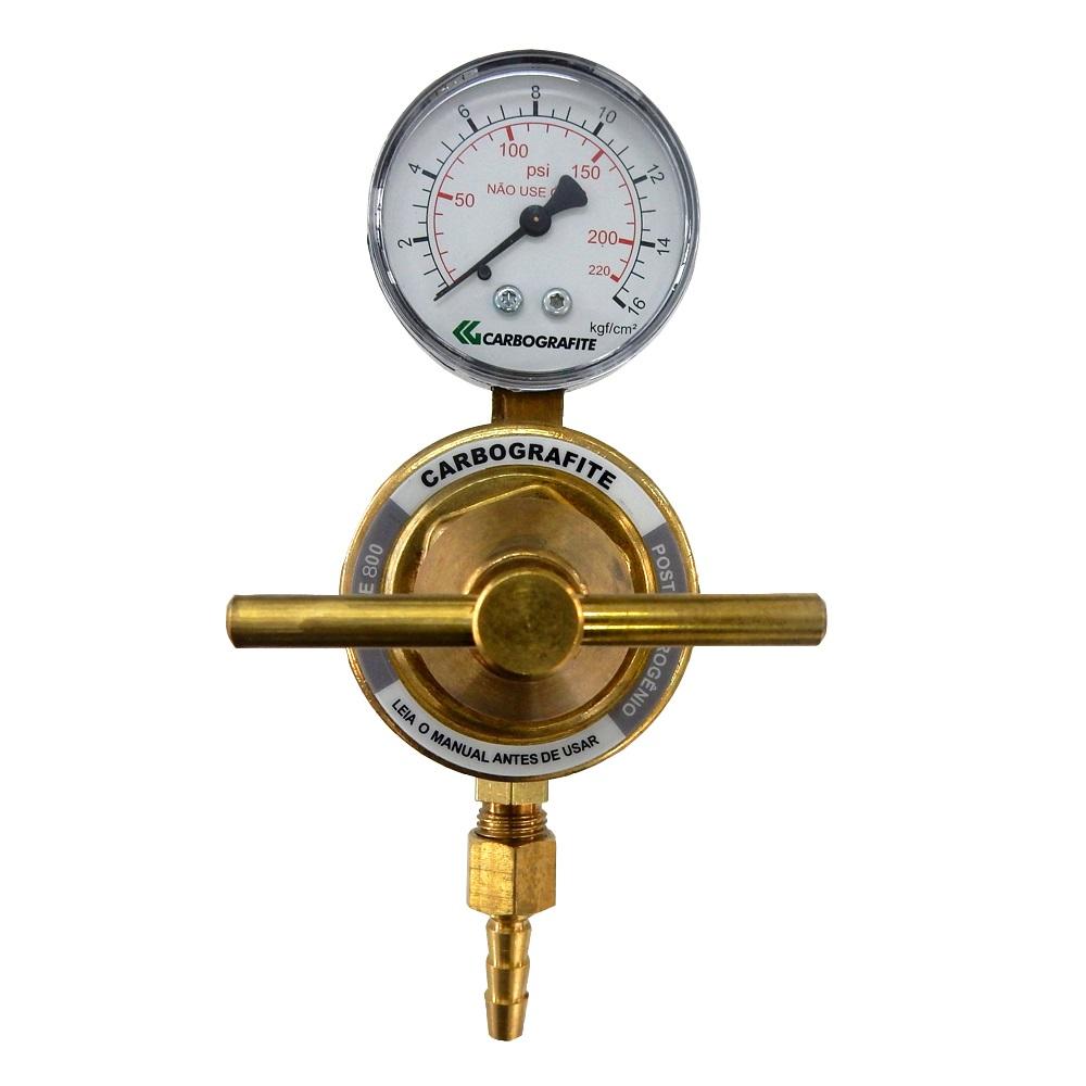 Regulador de Pressão Nitrogênio - para Posto | Série 800