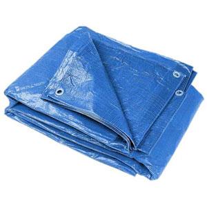 Lona Plástica Azul | 260 micra
