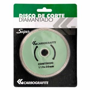 Disco de Corte Diamantado Contínuo
