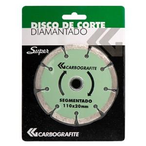 Disco de Corte Diamantado Segmentado