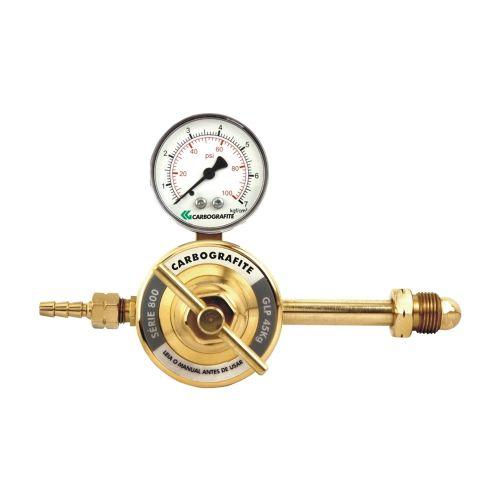 Regulador de Pressão GLP 45kg - Cilindro | Série 800