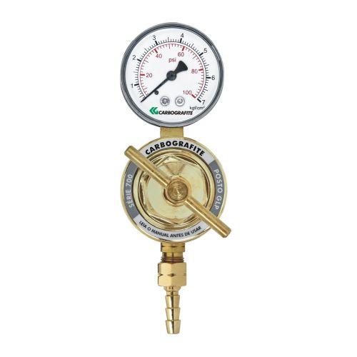Regulador de Pressão GLP/GN - para Posto   Série 700