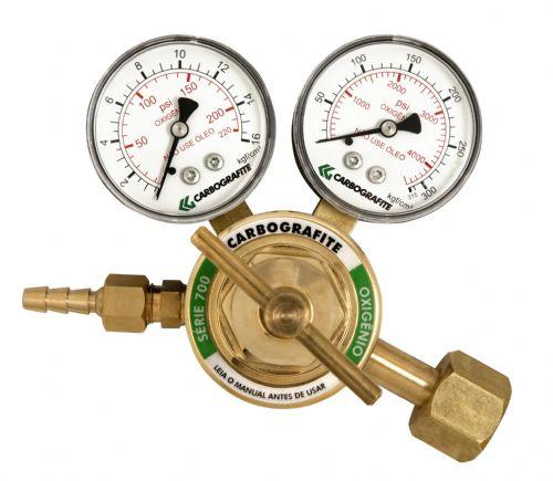 Regulador de Pressão Oxigênio - Cilindro | Série 700