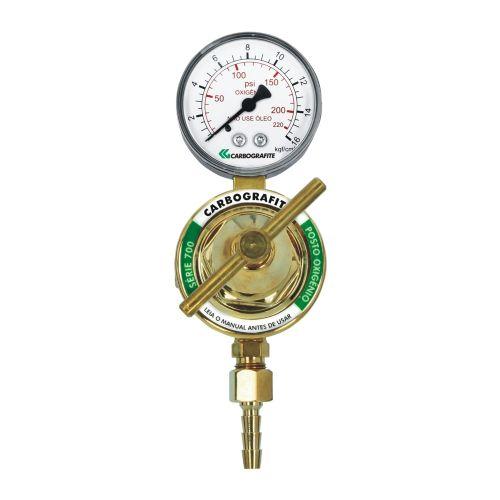 Regulador de Pressão Oxigênio - para Posto   Série 700