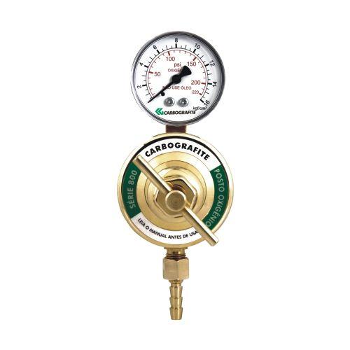 Regulador de Pressão Oxigênio - para Posto   Série 800
