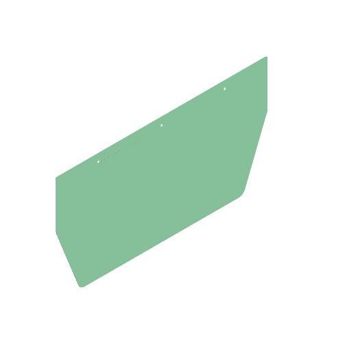 Visor Policarbonato Verde